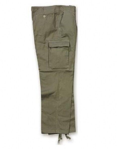 BW Leisure Moleskin Pants BUNDESWEHR GERMAN ARMY PANTS STONE GREY OLIVE SIZE 11