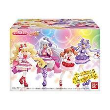 Hug Pretty Cure Precure Cutie Figure 3 Special Set Giveaway Toy Japan