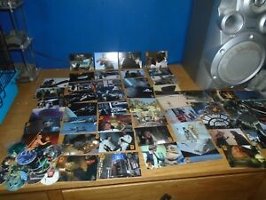 STAR-WARS-CARDS-AND-TASZOS-JOBLOT-51X-MERLIN-CARDS-AND