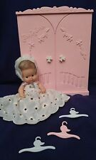 Muñeca Barriguitas de los 70 mas armario original Famosa
