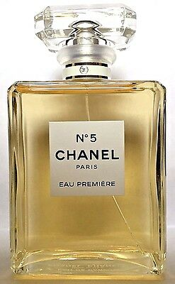 132 Chanel No 5 Eau Premiere De Parfum Spray 34 Oz 100 Ml Brand
