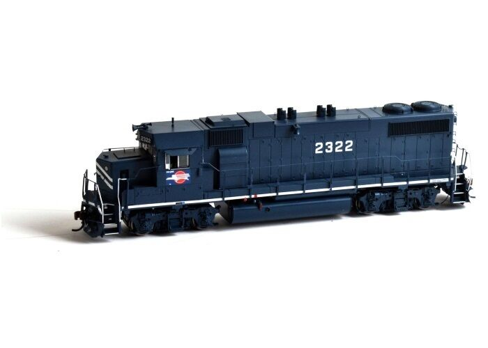 Athearn ATHG65449 HO Scale GP38-2 MP Locomotive w  DCC & Sound