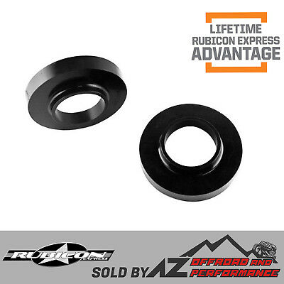 Rubicon Express RE1320 75 Front Coil Spacer for Jeep JK