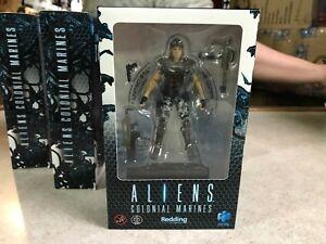 2018 Hiya Toys Previews PX Aliens Colonial Marines REDDING 1/18th Figure NIB