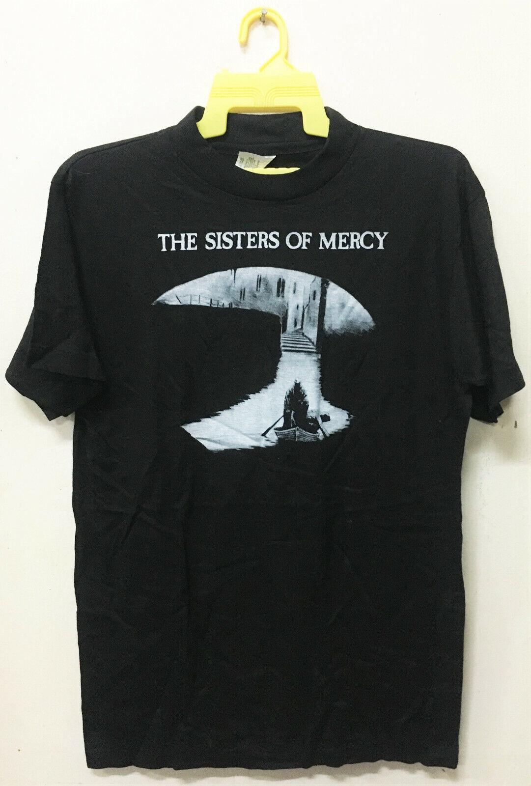 BAUHAUS GOTH PUNK ROCK T-SHIRT siouxsie sisters of mercy joy division S-3XL
