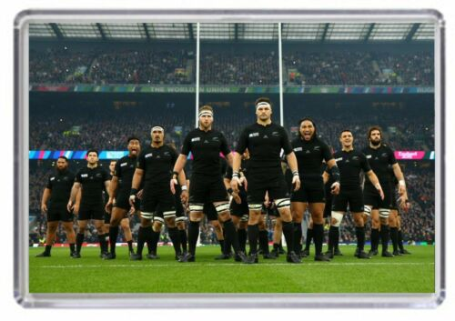 New Zealand All Blacks Rugby World Cup 2015 England Fridge Magnet 03