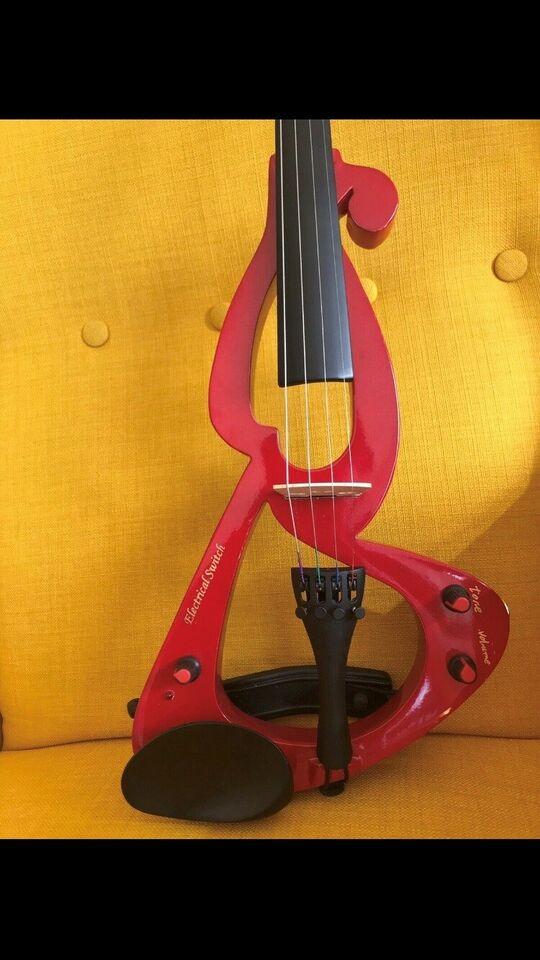 Elektrisk violin, MSA