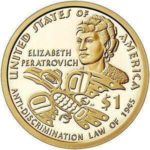 2018 P D S Sacagawea Dollar Proof Native American 3 Coin Set Lot PDS