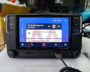 Volkswagen Rcd340 Android Auto Carplay Radio For Polo 6r Ebay