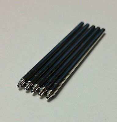 Blue Fine tip Generic Refills. Smooth German ink for Livescribe Echo or Sky pens