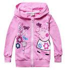 Felpa Estiva Peppa Pig Bambina - Peppa Pig Summer Hoodies Girl A010101