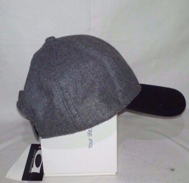 b0271271303 August Hat Baseball Cap Women s Fashion Wool Blend Heather Grey Black