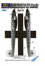 LF Models Decals 1/48 FOCKE WULF Fw-200 CONDOR Fliegerstaffel des Fuhrer 3rd Ver