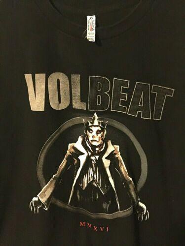 VOLBEAT 2XL Black Alstyle Heavy Metal Official Ba… - image 1