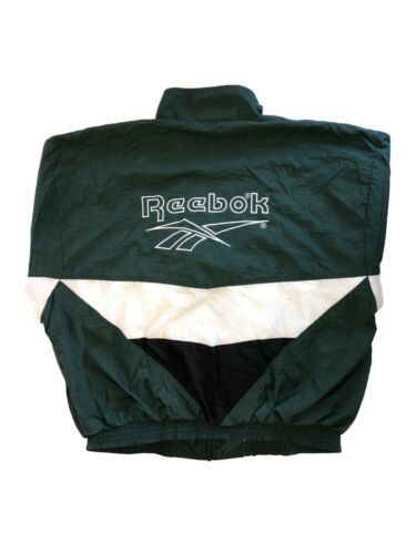 Vintage Reebok 2pcs Embroidered Tracksuit