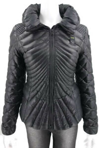 Designer-BLAUER-USA-Down-amp-Feather-Jacket-Padded-Coat-High-Performance-Size-S