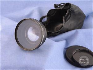 52mm Neewer High-Definition 0.42x Semi Fisheye Adapter - Excellent- 800
