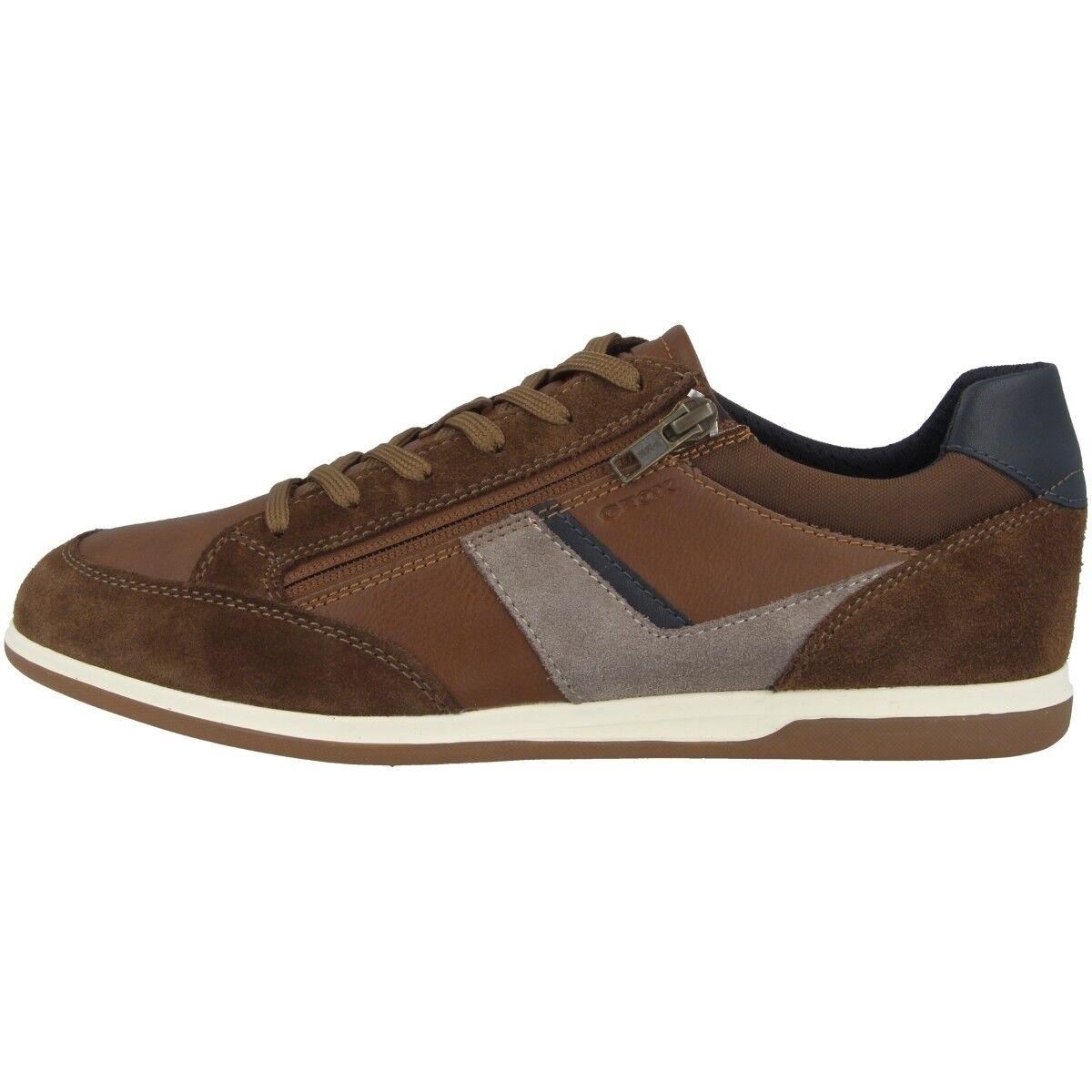 Geox u Renan C Calzado de Hombre Hombres Ocio zapatilla de deporte Zapato U824GC022BCC6GF4