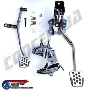 GTR Clutch Brake Pedals Auto to Manual Conversion Kit - R34 GT Skyline RB25DE