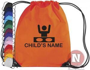 personnalise-DJ-KIT-DE-SPORTS-sac-Cordon-EPS-ecole-ajouter-pour-enfants-NOM