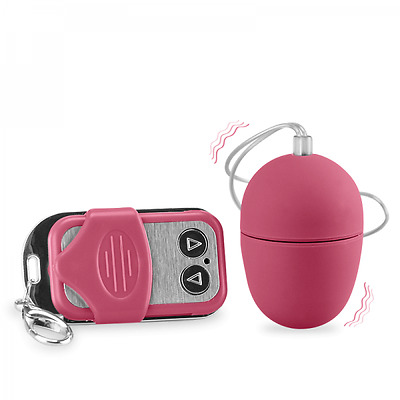Oeuf Vibrant Small Télécommandé-Rose - Huevo Vibrador