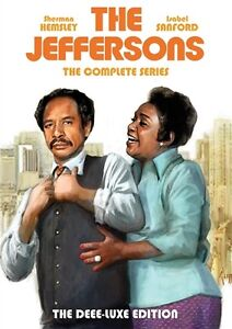 THE-JEFFERSONS-COMPLETE-SERIES-New-33-DVD-Seasons-1-11-1-2-3-4-5-6-7-8-9-10-11