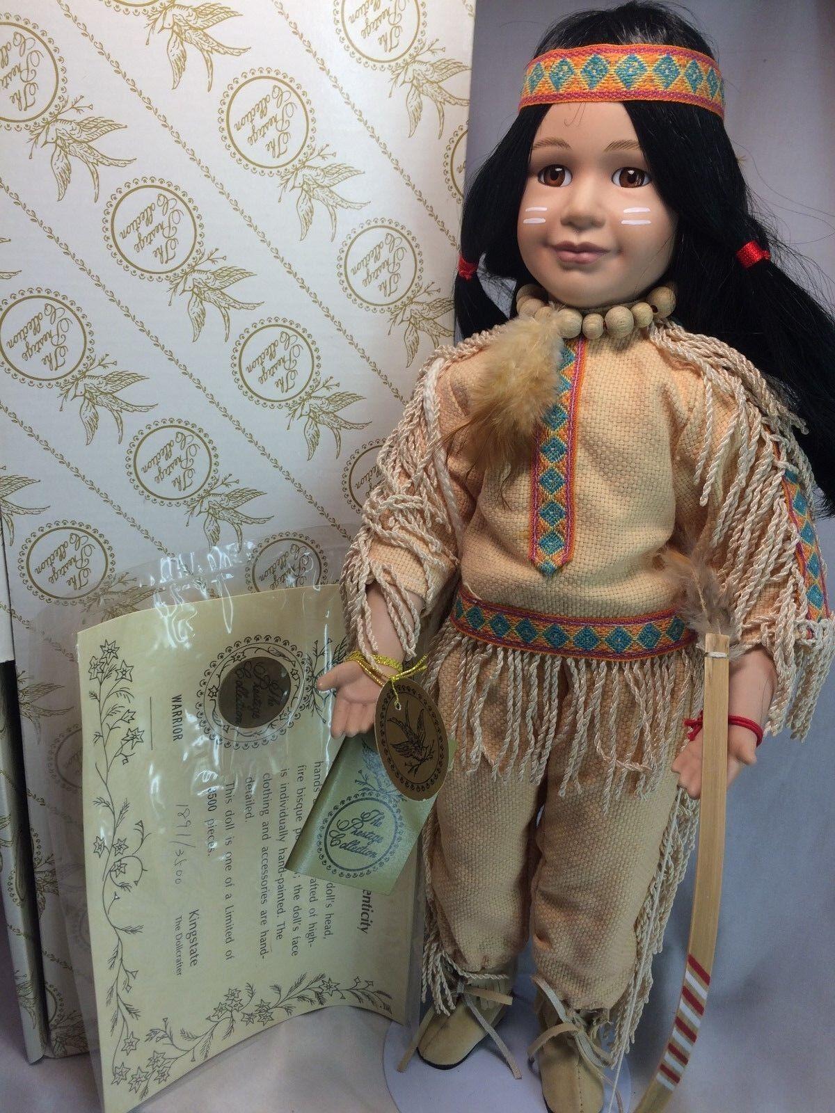 Prestige Native Kingstate LE d Native Prestige American Indian Warrior 18