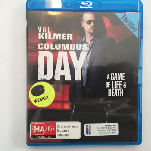 1 of 1 - Columbus Day (Blu-ray, 2009) - NO CASE