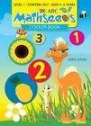 ABC Mathseeds Sticker Book by Sara Leman