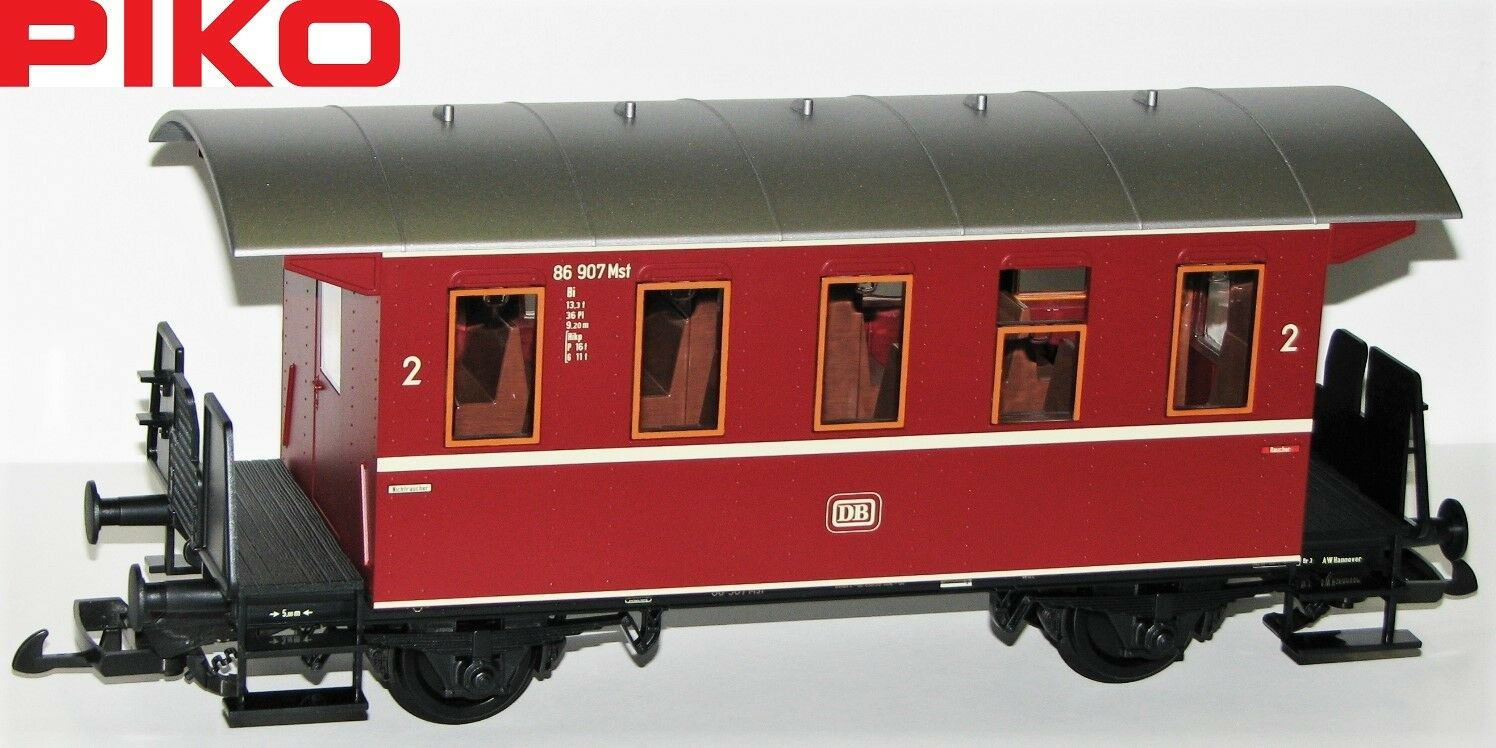 Piko G Passenger Car 2. 2. 2. Class   86 907   Designed Bi Db - New c044af