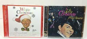 Bing-Crosby-White-Christmas-CD-1998-Jolly-Christmas-From-Frank-Sinatra-CD-1999