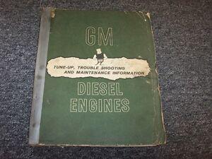 detroit diesel gm 71 series engine 1 71 2 71 3 71 service rh ebay com Anne Helm Anne Helm
