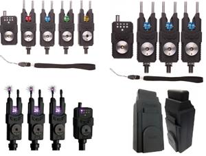 Prologic-SMX-Alarm-Set-3-amp-4-Rod-Alarm-Set-All-Types-NEW-Carp-Fishing