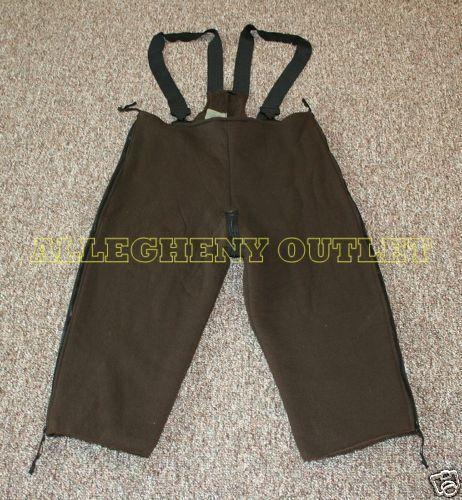 SHORT REG VGC US Military ECWCS HUNTING BEAR BIB MED
