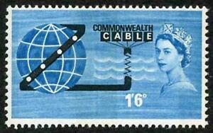 1963-CABLE-PHOSPHOR-SUPERB-UNMOUNTED-MINT-POST-FREE-WITHIN-UK
