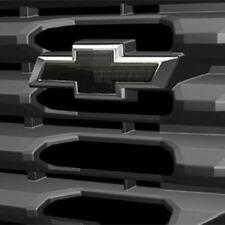 2019 Chevrolet Next Gen Silverado Small Black Bowtie Grille Emblem 84293092 OEM General Motors