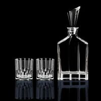 Whiskyset   Aspen  Nachtmann 3-teilig Whiskykaraffe und 2 Whiskygläser , NEU