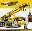 Sembo-Blocksteine-Engineering-Kran-Kinder-Figur-Spielzeug-Model-Geschenk-665PCS Indexbild 3