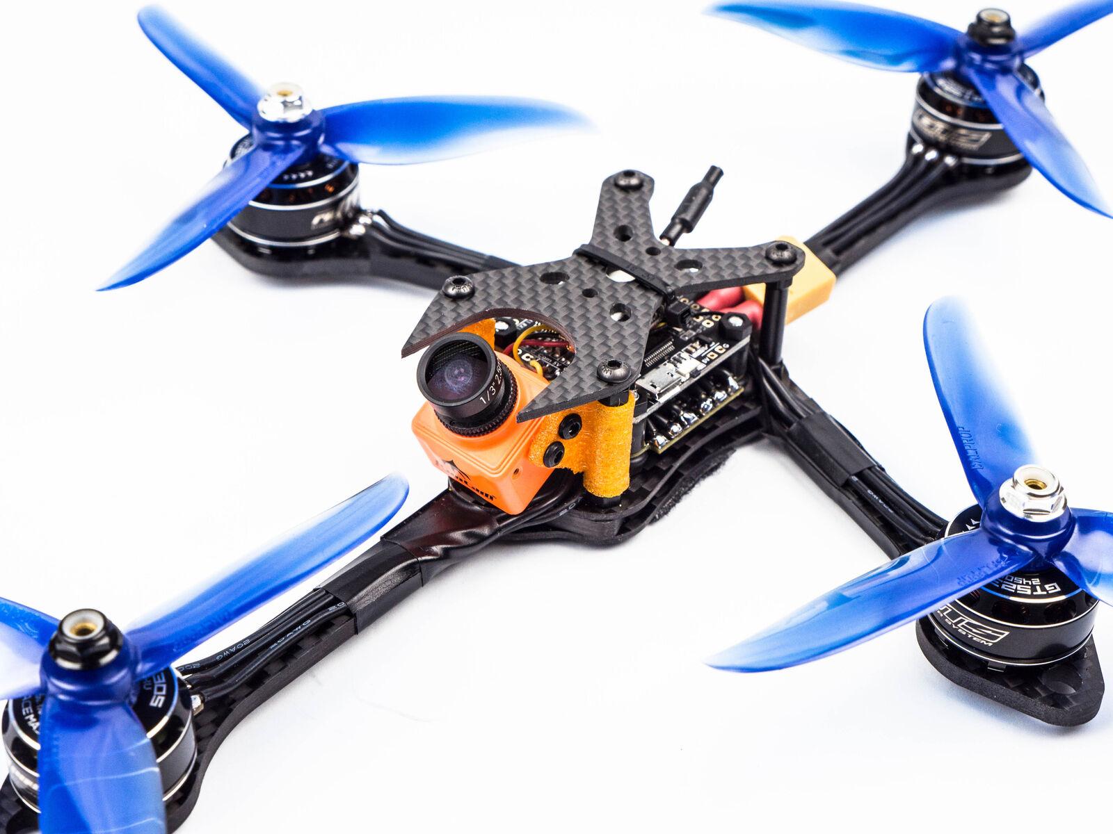 3DPOWER 248-JENT-SP Stretch P Plus+ FPV Racing Quadcopter Frame
