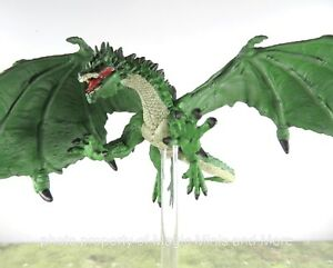 Details about Tyranny of Dragons ~ GREEN DRAGON #31 Icons of the Realms D&D  miniature