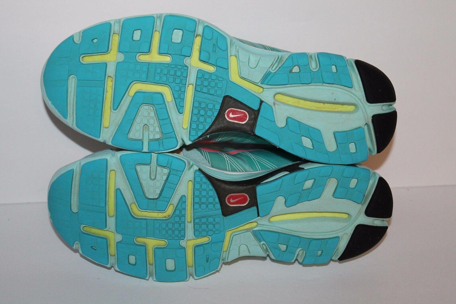 Nike lunarglide 2 scarpe da da da corsa, cosa   lt blu   rosa, donne o 6.5y - 8 | Materiali Di Alta Qualità  | Scolaro/Ragazze Scarpa  3cd77b