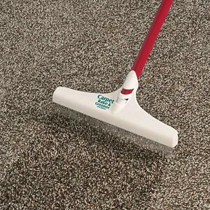 Details About Roberts 70 127 3 Carpet Rake Groomer Rug 51 In Cleaning Home Pet Hair New