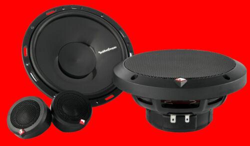 Rockford Fosgate P165-SI 16,5cm Lautsprecher Rockford-Fosgate 2-Wege Komponente
