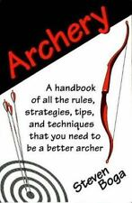 Archery (Backyard Games)-ExLibrary