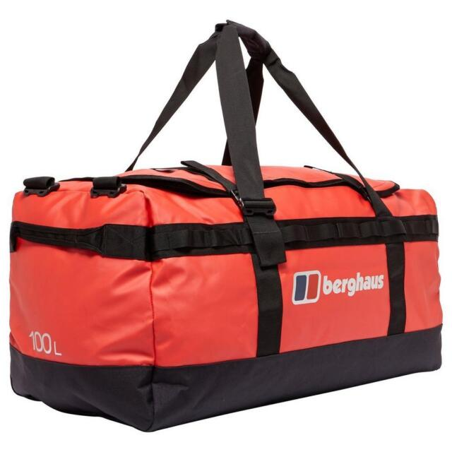 Berghaus 100l Holdall Travel Hiking Equipment for sale online  410c01b3e