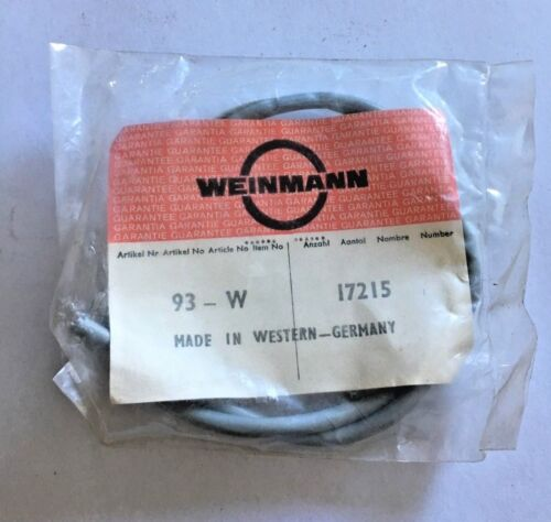 W 17215 Bicycle cable NOS Weinmann 93