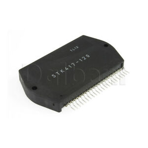 Details about STK417-120 Original New Sanyo Audio IC Power Amplifier  Integrated Circuit