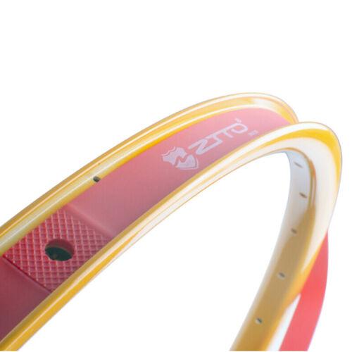 1Pair PVC Rim Tapes Strips for Mountain Bike Road Bicycle Folding Tire Cushio PT