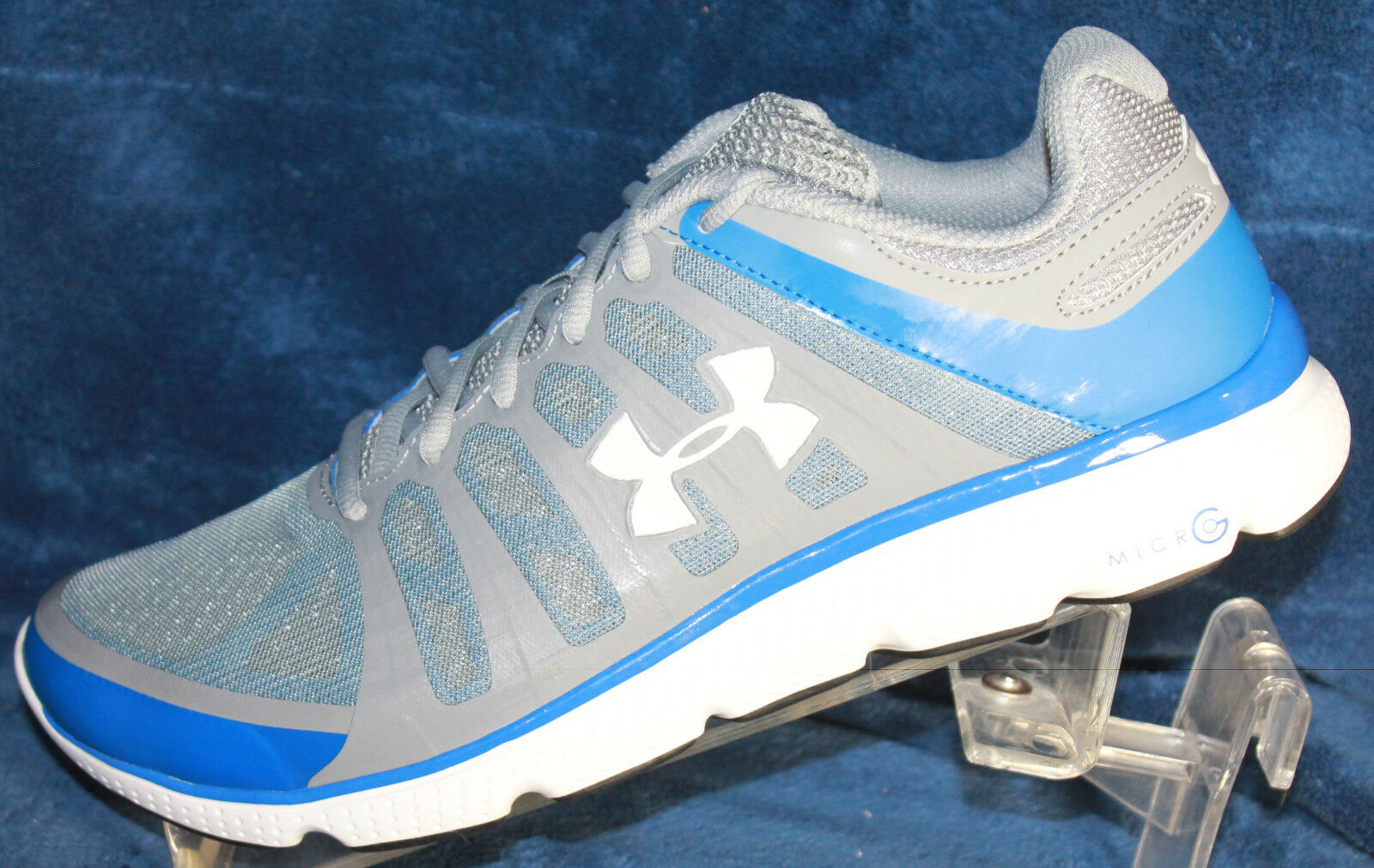 hommes Under Armour Running Micro G Pulse II Running Armour Chaussures - 1246697-035 b2c9d7