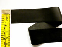 Latex Rubber Stripping .20mm Thick, 25mm Wide, Black